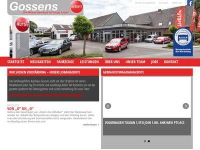 Autohaus Gossens GmbH