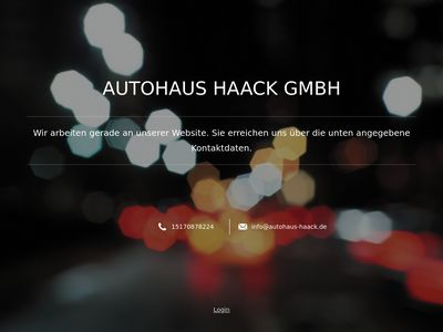 Autohaus Haack GmbH
