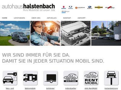 Autohaus Halstenbach