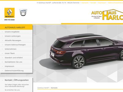 Autohaus Harloff