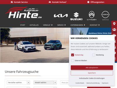 Autohaus Heinz Hinte GmbH