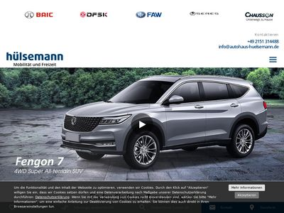 Autohaus Hülsemann oHG Automobilhändler