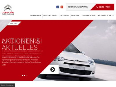 Autohaus Ising GmbH & Co. KG