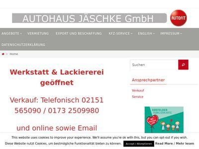 Autohaus Jäschke GmbH
