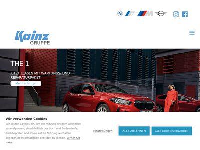 Autohaus Kainz GmbH & Co KG Wittlich