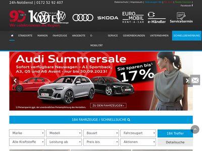 Autohaus Kittel GmbH Audi