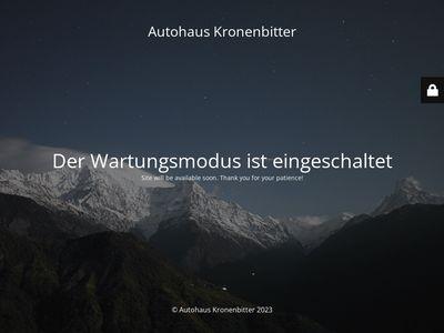 Autohaus Erich Kronenbitter e.K.