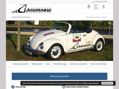 Autohaus Jenz Krumnow OHG