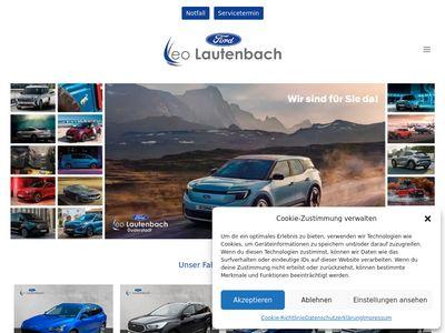Autohaus von Berg Inh. Lautenbach GbR