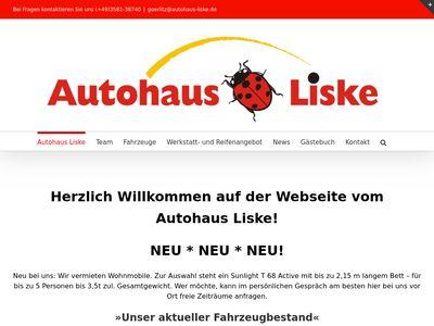 Autohaus Liske, Inh. Iva Liske