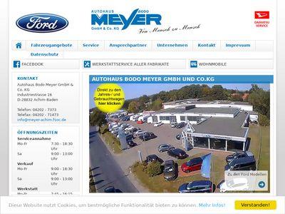Autohaus Bodo Meyer GmbH & Co. KG