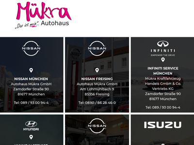 Autohaus Mükra Freising GmbH