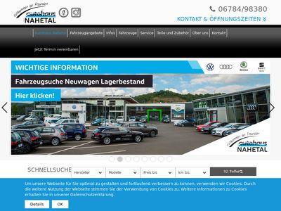 Autohaus Nahetal GmbH & Co. KG