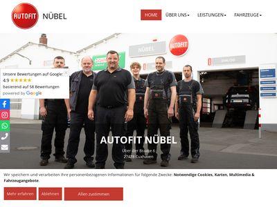Autohaus Rainer Nübel