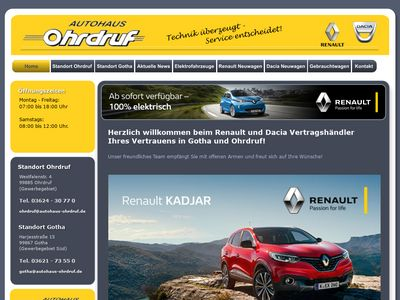 Autohaus Ohrdruf GmbH