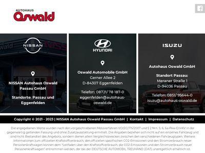 Autohaus Oswald Passau GmbH