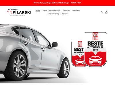 Autohaus Pilarski OHG