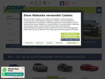 Autohaus Poser GmbH & Co. KG