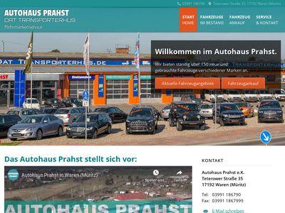 Autohaus Prahst e.K.