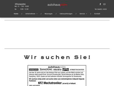 Autohaus Pülm GmbH & Co. KG