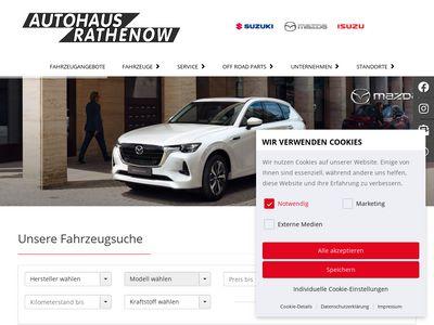 Autohaus Rathenow GmbH