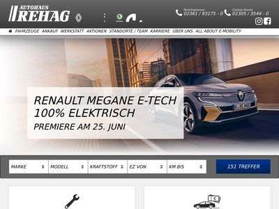 Autohaus REHAG GmbH