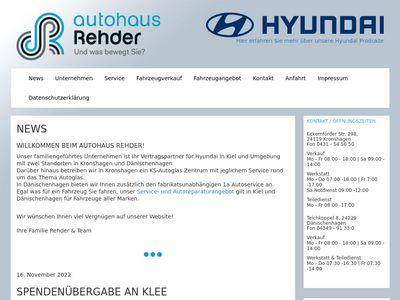 Autohaus Rehder