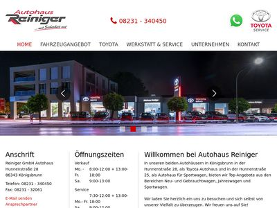 Autohaus Reiniger GmbH