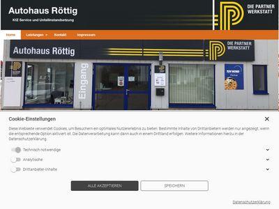 Autohaus Röttig OHG
