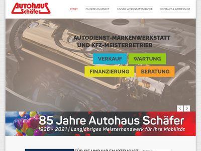 Autohaus Schäfer 1936 GmbH
