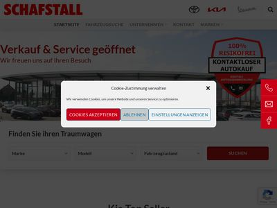 Autohaus Schafstall