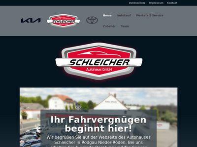 Autohaus Schleicher GmbH