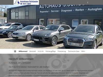 Autohaus Jens Schüssler