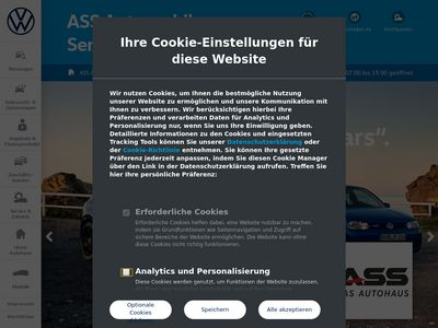 Volkswagen Autohaus Senftenberg