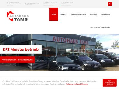 Autohaus Tams