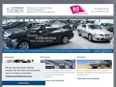 Autohaus Tieben GmbH