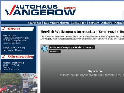 Autohaus Vangerow