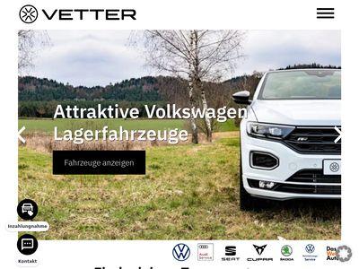 Autohaus Vetter GmbH