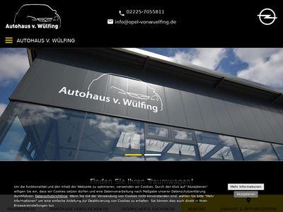 Autohaus von Wülfing