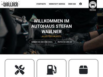 Autohaus Stefan Wallner Kraftfahrzeuge