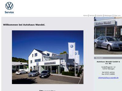 Autohaus Wandel GmbH & Co. KG