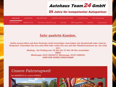 Autohaus Wangen Team24.GmbH