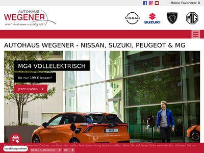 Autohaus Wegener GmbH