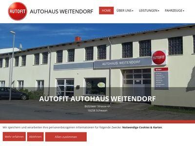 Autohaus Weitendorf