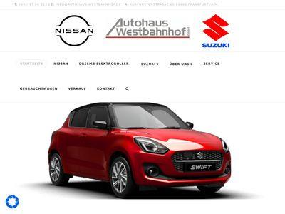 Autohaus am Westbahnhof Frankfurt