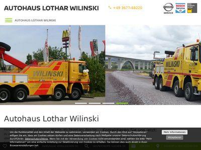 Autohaus Lothar Wilinski