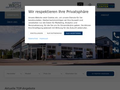 Autohaus Hartmut Wirth