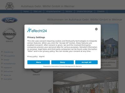 Autohaus Gebr. Wölfel GmbH