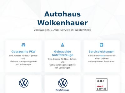 Wolkenhauer Henry GmbH Autohaus