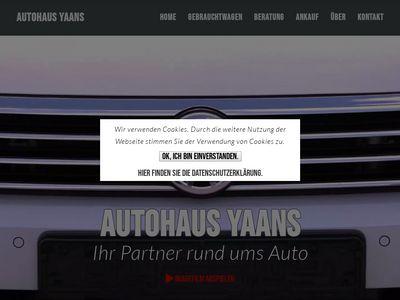 Autohaus Yaans